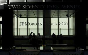JP Morgan cae más de un 3% ante el descenso de sus beneficios