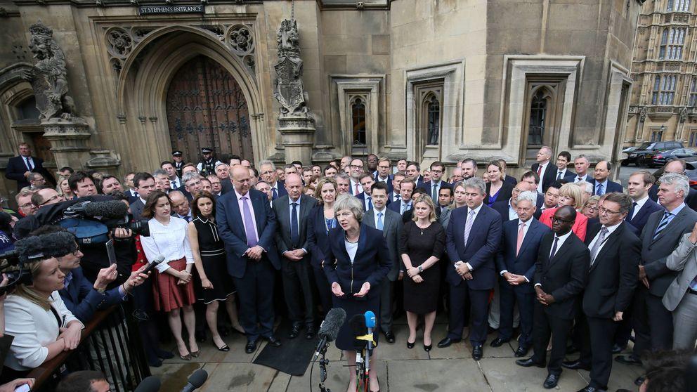 """""""Ven y siente mi pene"""": los 37 acosadores (ministros incluidos) de Westminster"""