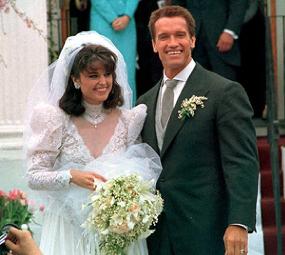 Arnold schwarzeneger y maria shriver anuncian su separaci n despu s de 25 a os de matrimonio - Separacion de bienes despues de casados ...