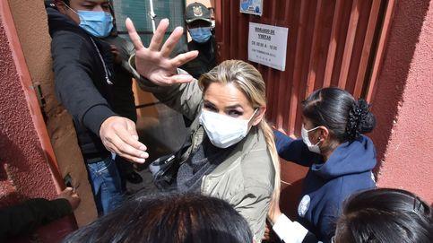La expresidenta interina de Bolivia Áñez se declara en huelga de hambre en la cárcel