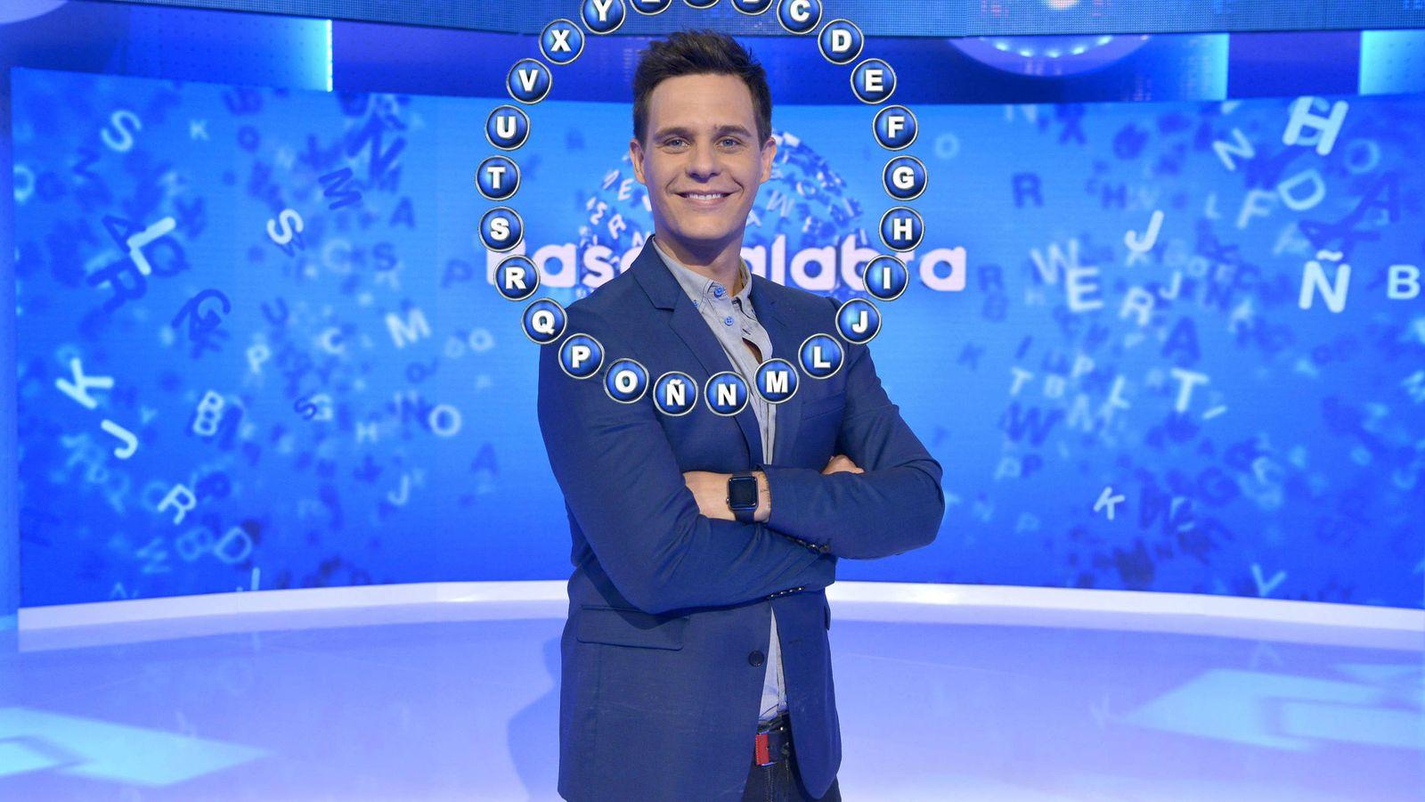 Foto: El presentador Christian Gálvez. (Mediaset/El Confi TV)