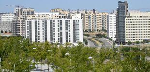 Post de Carmena paraliza la construcción de nuevas viviendas en Valdebebas