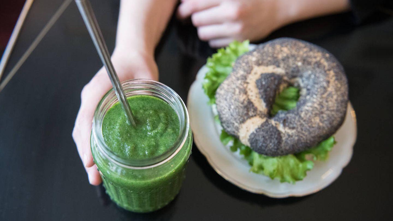 La verdura es clave en este tipo de dieta detox (Getty).