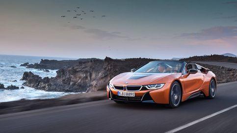 BMW i8 Roadster, un biplaza espectacular