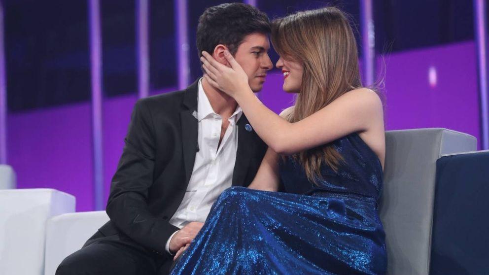 El momentazo de Alfred y Amaia en la 'OT Fiesta': Te quiero