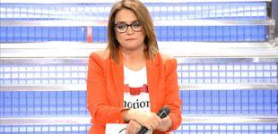 Post de La extraña reflexión de Toñi a pocos días de finalizar su contrato con Mediaset