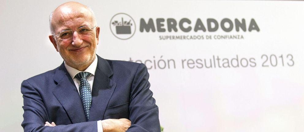 Juan Roig, presidente de Mercadona. (Efe)