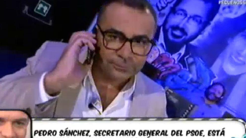 Pedro Sánchez entra en directo en 'Sálvame' para declararse antitaurino