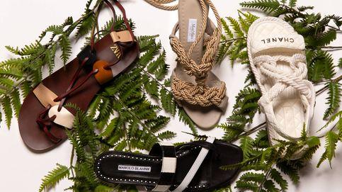 Sandalias eternas para un verano en el Olimpo