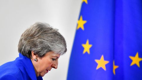 Reacciones a la dimisión de Theresa May: villana en Londres, mártir en Bruselas