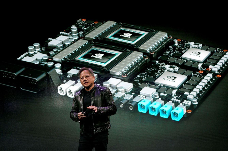 Foto: Jensen Huang, CEO de Nvidia. Foto: Reuters