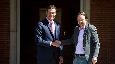Un Gobierno de Sánchez y Podemos sin los independentistas, alianza preferida
