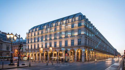 Colonial conquista París con el Canalejas de los anticuarios del Louvre