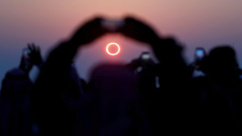 Así será el primer eclipse solar de 2020: más de cinco horas y parcial