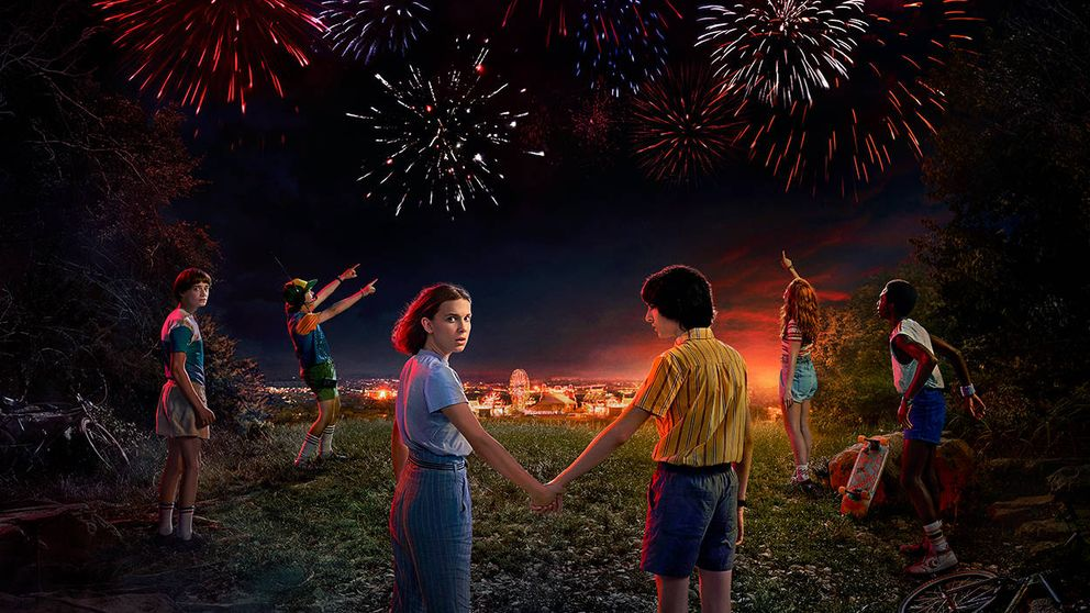 Netflix arranca 2019 poniéndole fecha a la tercera temporada de 'Stranger Things'