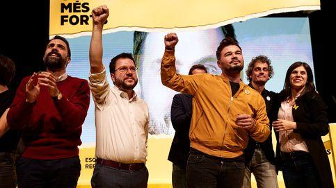 ERC ganaría en Cataluña seguida de PSC, según el sondeo difundido por TV3