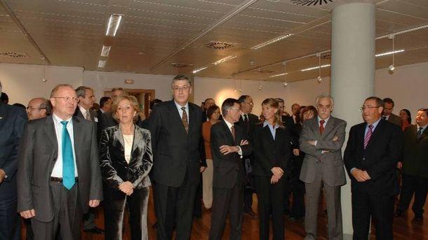 Foto: Algunos de los consejeros actuales de la Cámara de Cuentas.