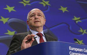 La troika, proclive a liquidar entidades para no inyectar más dinero público