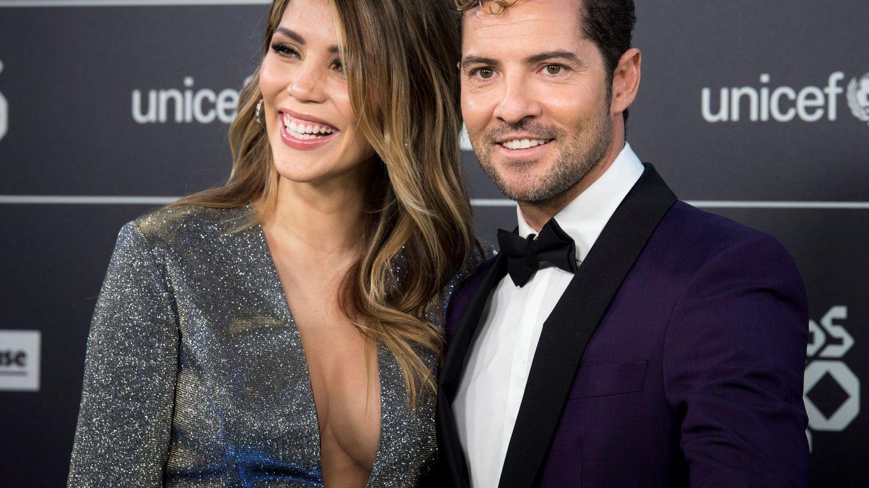 David Bisbal y Rosanna Zanetti, en una imagen de archivo. (EFE)