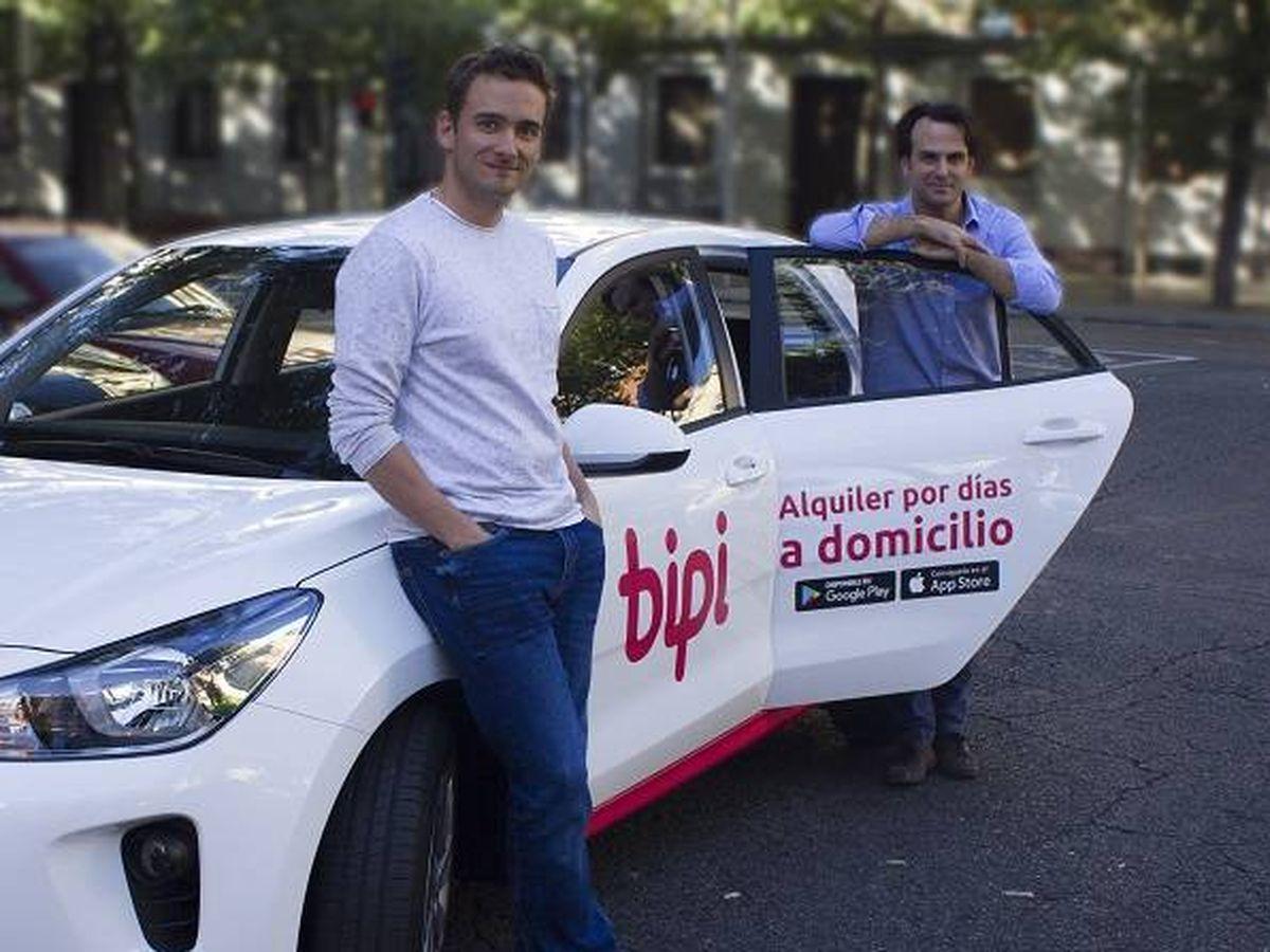 Foto: Hans Christ (izquierda) y Alejandro Vigaray.