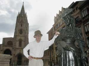 La película española de Woody Allen se titulará 'Vicky Cristina Barcelona'