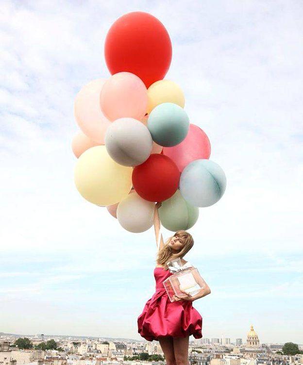 Foto: Los globos te llevarán lejos. (Cortesía Christian Dior)