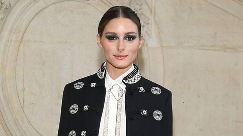 Olivia Palermo ha cambiado de look y solo lleva smokey eyes