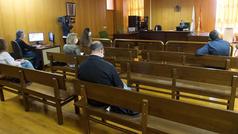 Imagen de archivo de una sala judicial. (EFE)
