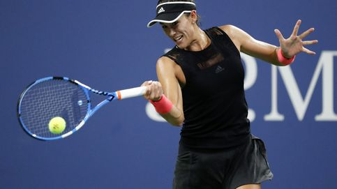 Muguruza, eliminada del US Open en segunda ronda por la checa Muchova