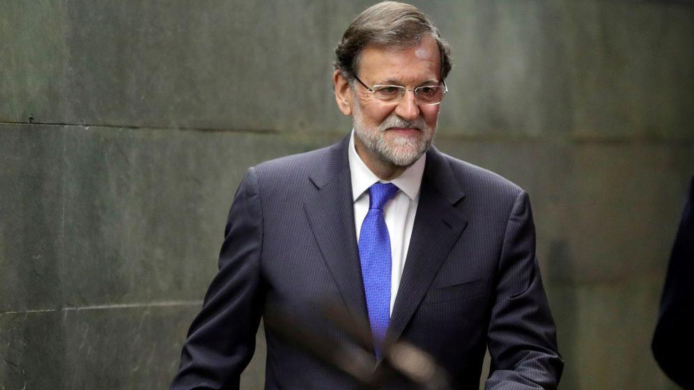 Foto: Mariano Rajoy acaba de publicar un libro con sus memorias. (EFE)