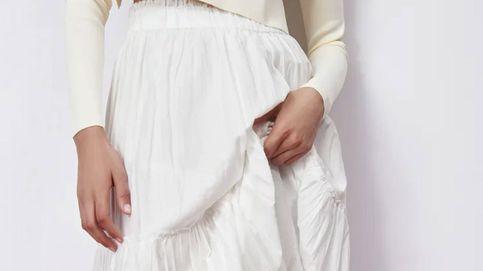 4 faldas largas de Zara cómodas, bonitas y a precio asequible