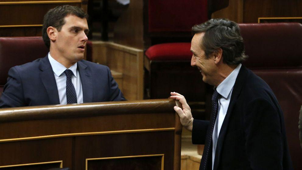 Ciudadanos presiona a PP y PSOE para sentarse juntos antes de Semana Santa