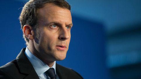 Macron, el presidente de Gobierno que se gasta 8.000 euros al mes en maquillaje