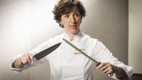 'Top Chef' - Mari Paz se convierte en la primera semifinalista del talent