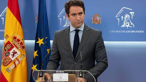 Teodoro García Egea anuncia en Instagram que espera su tercer hijo