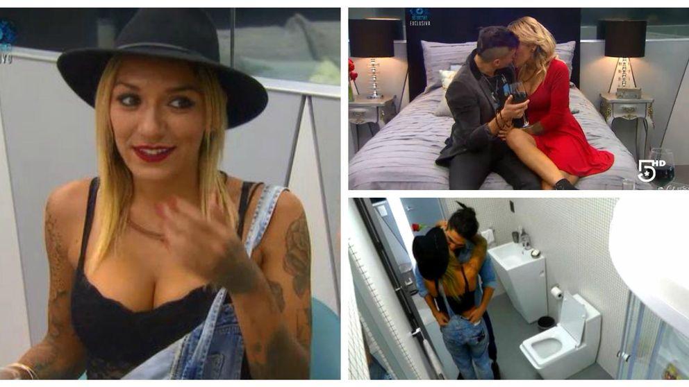Paula ('GH 15') se lía con dos tíos nada más llegar a 'Big Brother México'