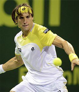 Foto: David Ferrer se presenta en semifinales de Auckland de manera incontestable