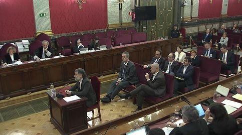 Todas las fotos del juicio del 'procés': el turno de Cuixart y Forcadell ante el Supremo
