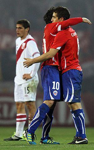 Chile y Uruguay cumplen con sus objetivos