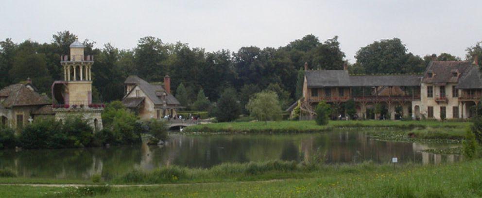 Foto: Versalles: la granja de María Antonieta