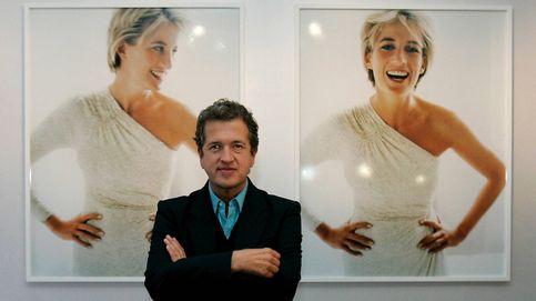 Mario Testino y las tres musas que hicieron de él una estrella: Lady Di, Madonna y Kate Moss