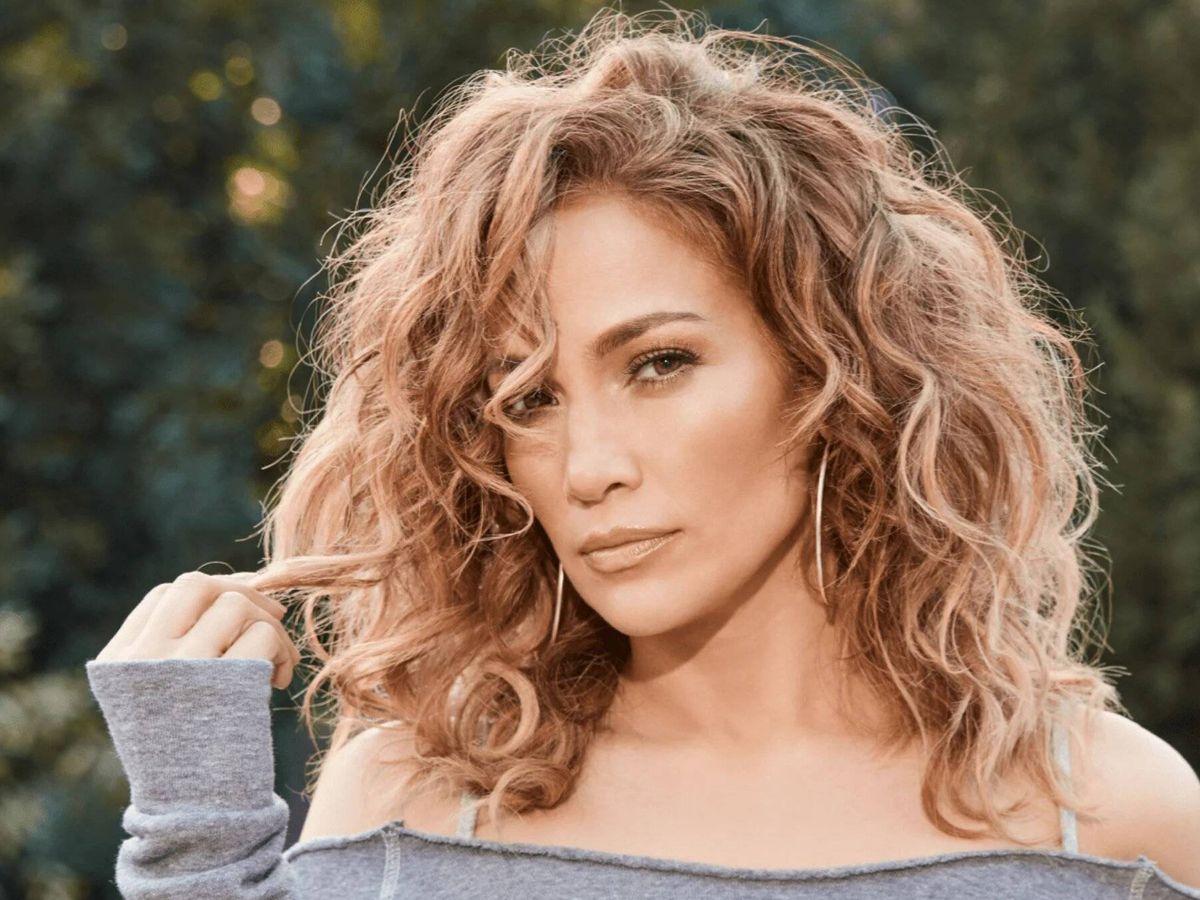 Foto: Jennifer Lopez, en una imagen promocional del último lanzamiento de Hers. (Cortesía)