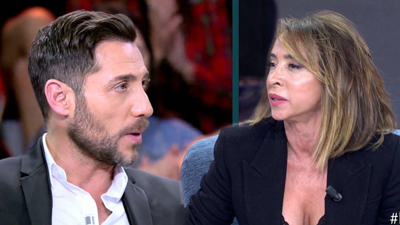 'Deluxe' | María Patiño reprende a Antonio David Flores: ¡No me des indicaciones!