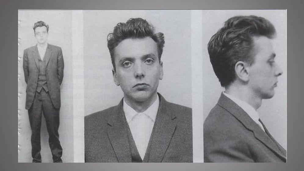 Foto: El asesino en serie británico Ian Brady.