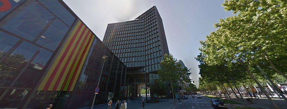 Foto: Edificio Imagina en Barcelona.