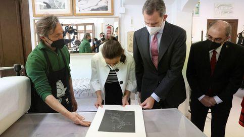 Goya no es profeta en su tierra: a 'garrotazos' entre instituciones por las conmemoraciones