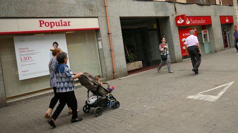 El Popular perdió 12.000 M en créditos antes de caer en manos del Santander