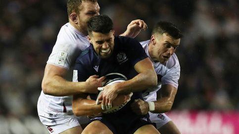 La victoria de Inglaterra en el Seis Naciones ante el hijo de una leyenda escocesa