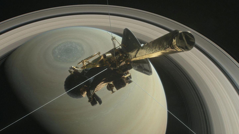 Sonda Cassini (Foto: Reuters)