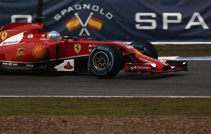 Alonso frente a Raikkonen, una historia aún por escribir en Ferrari